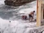 Rijeka: Dva muškarca poginula na novogodišnjem kupanju