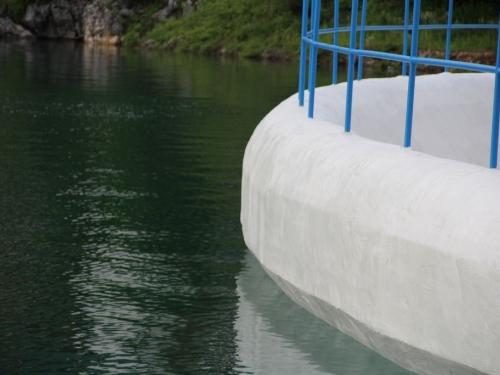 FOTO: Razina vode u Ramskom jezeru polako dostiže svoj maksimum