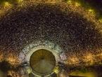 Međugorje: Više desetaka tisuća mladih iz cijelog svijeta na Mladifestu