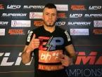 Damir Beljo pobijedio Rumunja nokautom u drugoj rundi