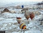 Vožnja balonima turskom gradiću donijela prihod od skoro 100 milijuna eura