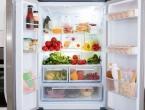 Pametni hladnjak šalje obavijest da su namirnice pri kraju