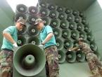 Južna Koreja uklanja s granice zvučnike za emitiranje propagande