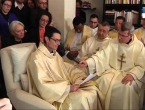 Nazvao ga i Papa: Bogoslov koji umire od raka zaređen za svećenika
