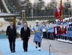 Putin stigao u službenu posjetu Turskoj