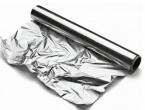 Korištenje aluminijske folije nije dobro za čuvanje hrane