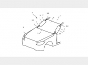 Mercedes patentirao vanjski zračni jastuk