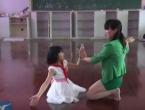 Djevojčica bez nogu naučila plesati i postala inspiracija