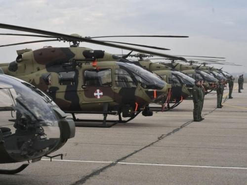 Predstavljene nove letjelice Vojske Srbije