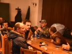 Zenički rudari prekinuli štrajk glađu zbog poziva zabrinutih obitelji, nastavljen generalni štrajk