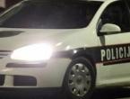 Konjic: Automobil podletio pod šleper