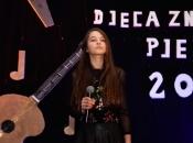 Katarina Zadro osvojila 2. mjesto na festivalu ''Djeca znaju pjevati''