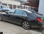 Skupocjeni Mercedes ukraden u Njemačkoj pa pronađen s oružjem u BiH