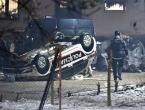 Neredi kod Sarajeva: Migranti ozlijedili dva policajca
