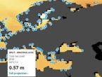 NASA objavila interaktivnu kartu - pogledajte koliko bi u Hrvatskoj mogla rasti razina mora