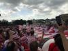 Ludnica u Moskvi, Crveni trg preplavili hrvatski navijači
