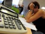U BiH blokirano 74.567 računa poslovnih subjekata