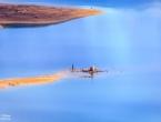 Stara Rama polako izranja iz vode