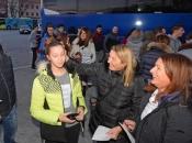 Splitski učenici kojima je u Švicarskoj izgorio autobus sretno se vratili kući