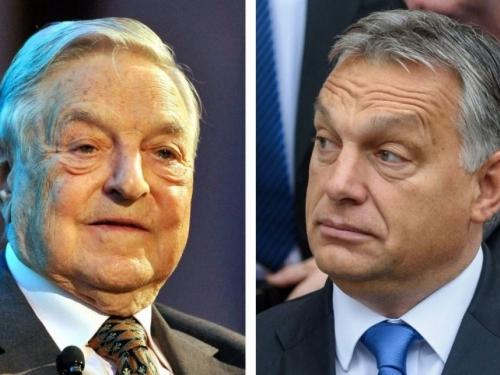 """Mađarska planira """"ukloniti"""" sve NVO koje financira George Soros"""