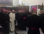 Papa Franjo očitao bukvicu biskupima: Dosta te oholosti i elitizma!