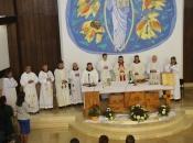 FOTO: Blagdan sv. Franje u župi Rumboci