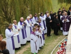 FOTO: Dan sjećanja na ramske žrtve u župi Rama-Šćit