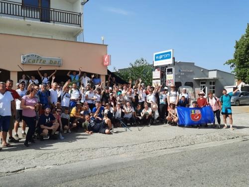 FOTO: Ramski hodočasnici stigli u Međugorje