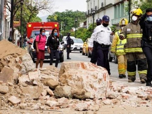 U potresu u Meksiku poginulo šestero ljudi