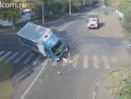 Koliko puta je prevario smrt ovaj biciklista