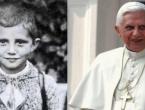 Pismo pape Benedikta IV kao sedmogodišnjaka za Božić pokazuje njegovu vjeru