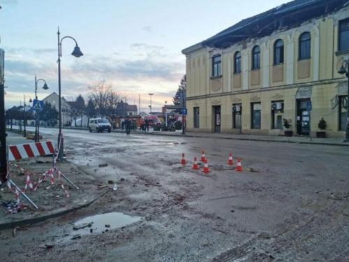 Hrvatsku opet tresu potresi