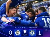Chelsea zasluženo do naslova prvaka Europe