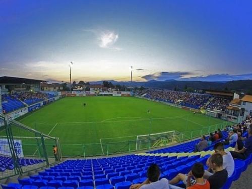 Suspendiran stadion Pecara