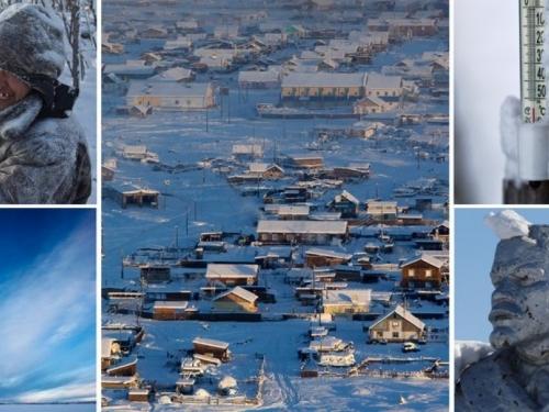 Život na minus 62 stupnja Celzijeva