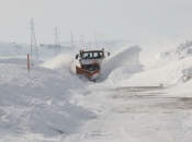 Odblokirana prometnica Rama - Tomislavgrad