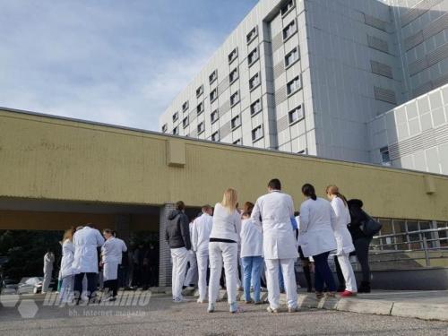 HNŽ: Doktori najavili prosvjednu šetnju