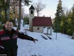 Uz pomoć mještana poduzetnik izgradio kapelicu Gospi Snježnoj