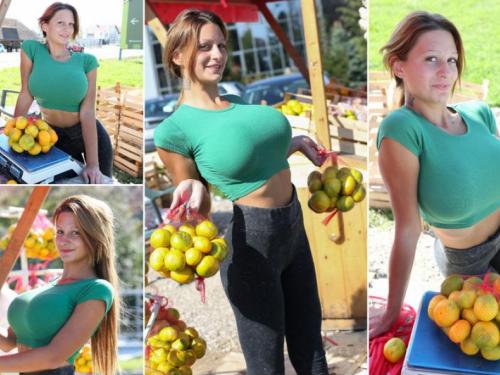 VIDEO: Najpopularnija prodavačica mandarina u Hrvatskoj