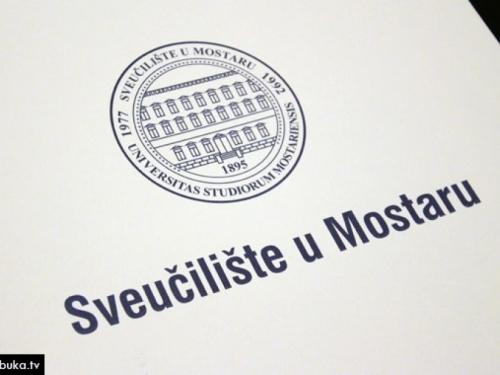 Sveučilište u Mostaru: Neće se plaćati obrana završnog i diplomskog rada