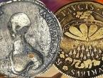 U Egiptu pronađen novčić s likom izvanzemaljca