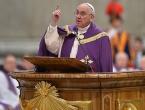 Papa uputio poruku vojnicima i policajcima