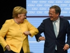 Merkel pozvala Nijemce da glasaju za Lascheta