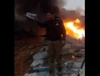 Sirijski pobunjenici objavili da su srušili ruski zrakoplov i uhvatili pilote