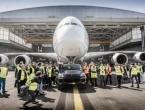 Porsche Cayenne Turbo S povukao Airbus A380 težak 285 tona