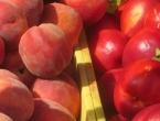 Kako odabrati najbolju breskvu i nektarinu