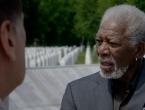 Freeman uznemirio Srbe posjetom Srebrenici i pričom o genocidu