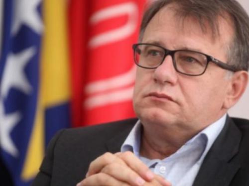 Bizarno priopćenje SDP-a BiH