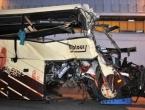 Svjedočanstvo iz autobusa smrti: 'Sve je postalo crno, sjedala su poletjela zrakom'