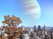 Kako bi izgledalo nebo da se umjesto Mjeseca pojave planeti Sunčeva sustava?